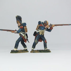 NPL6004 Guardsmen with Muskets