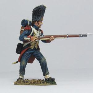 NPL6010 Guardsmen Advancing w/Musket