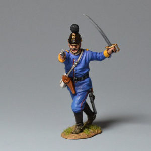 PFW-B6001 Prussian Officer Firing