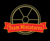 Team Miniatures logo