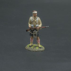 VW001 Wounded Seaforth Highlander Reloading