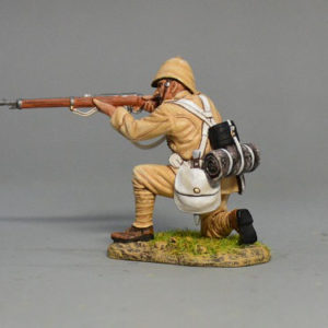 BOER6001 British Infantry Kneeling Firing