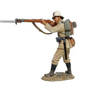 PGGM6001 3rd Seebataillon, standing firing