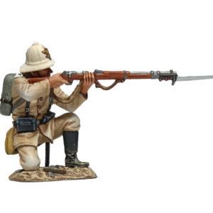 PGGM6004 German 3rd Seebataillon Private Kneeling Firing