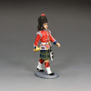 CE036 Black Watch Sergeant Marching