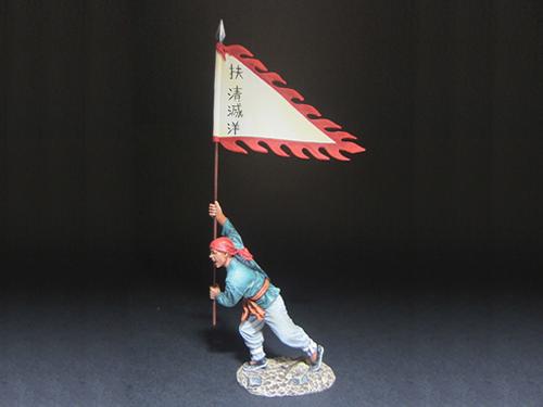 PGBX6008 BOXER FLAGBEARER