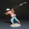 PGBX6010 BOXER W/LONG HANDLED SWORD