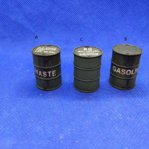 ACCPACK 064C US Barrels with 80 Motorfuel