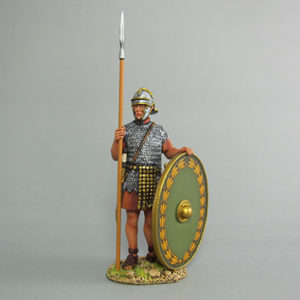 ROM004-TM Auxiliary Infantry on Guard