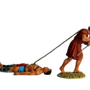 ROM6015-TMDragging away the dead loser