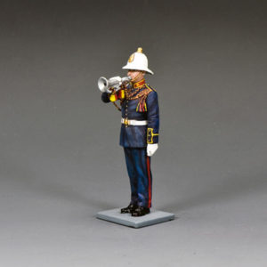 CE044 Royal Marine Drum Major