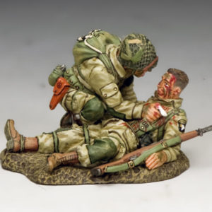 DD287-2 US Paratroopers Blast Injury (101st)