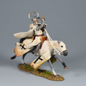 BOL6005 Mounted Teutonic Knight Charging