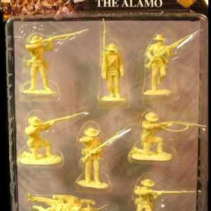 Conte Remember the Alamo Set #2