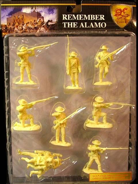 Conte Remember the Alamo Set #2