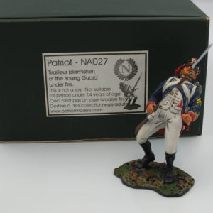 NA027 Tirailleur of the Young Guard Wounded