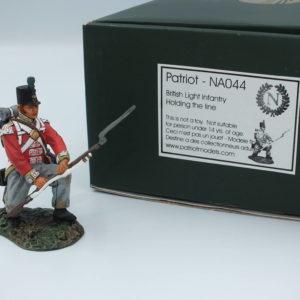NA044 British Light Infantry Holding the Line