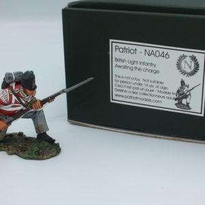NA046 British Light Infantry Kneeling Ready