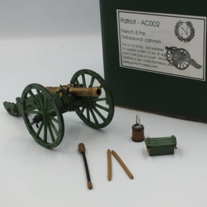 AC002 French 8Ib Cannon
