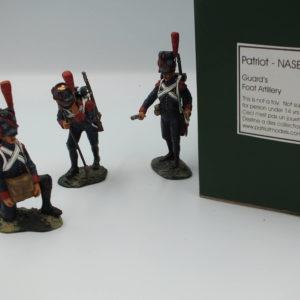 NASET2 Guards Foot Artillery