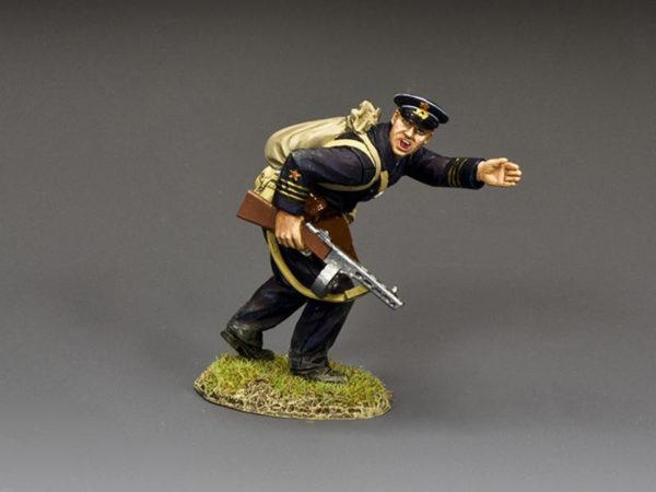 RA083 RNI Advancing Rifleman