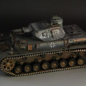 Panzer IV Ausf D Grey Version