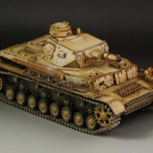Panzer IV Ausf D DAK Version