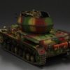 Panzer IV Wirbelwind (Camouflage)