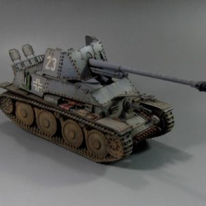 Marder III tank Destroyer (Grey)