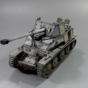 Marder III tank Destroyer (Winter)