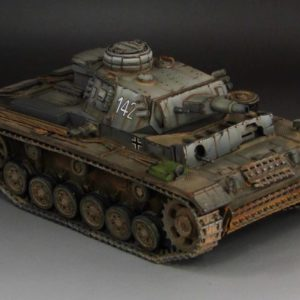 Panzer III Ausf N short barrel