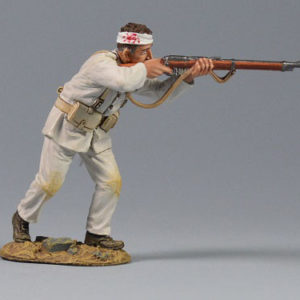 PGBH6003 Royal Marine Standing Firing (Bare Headed)