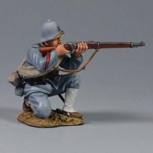 PGFA6002 French Marine Infantry Kneeling Firing