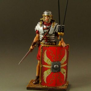 Roman Standing with two Pilum