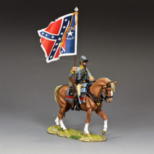 CW104 29th Texas Cavalry Flagbearer