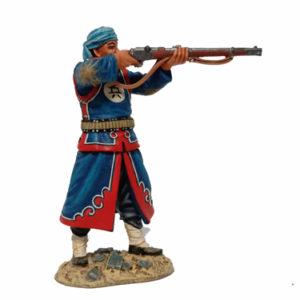 PGCN6007 Qing Soldier Standing Firing