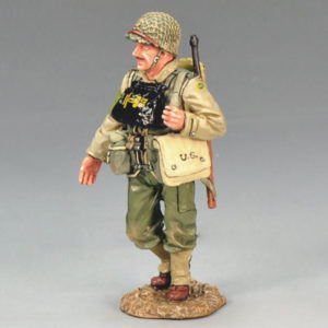 DD126 US Army Rangers, D Day Minus One