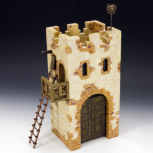 SP049 The Roman Gateway / Guard tower