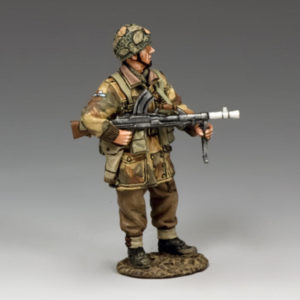 MG060(P) Standing Bren Gunner