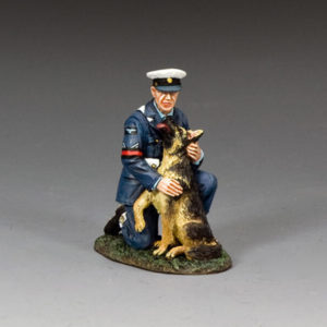 RAF086 RAF Police Dog Handler Set
