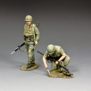 VN100 US Marine 'Road-Sweeper' Set