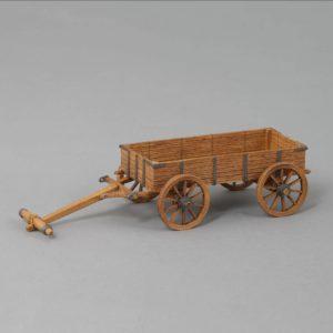 ACCPACK 071B Wooden Cart