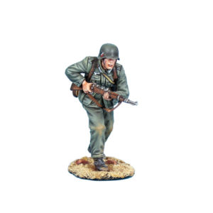GERSTAL091 German Heer Infantry with K98 Rifle