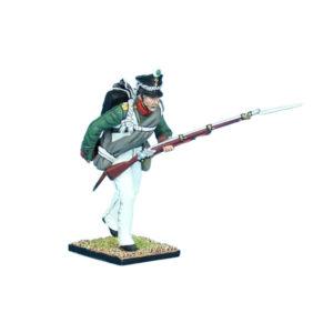MB043 Russian Libavsky Musketeer Musketeer #7