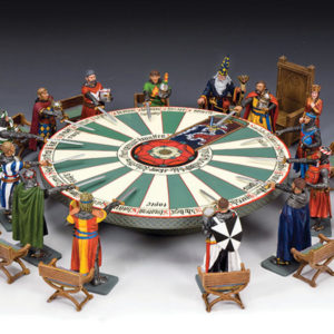 MK-S05 The Complete Round Table Set