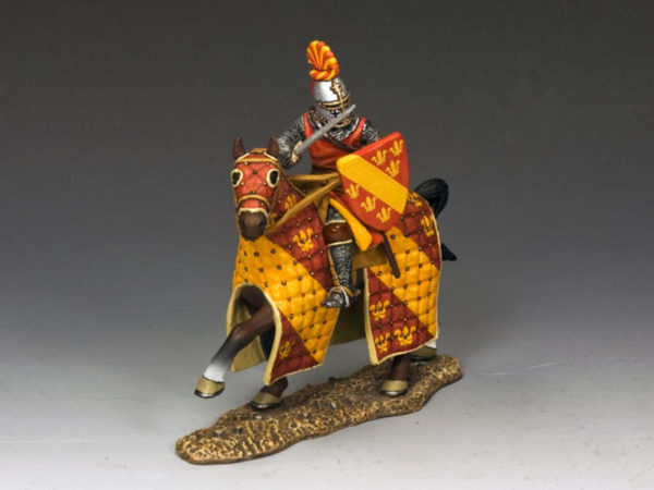 MK104 A Knight of the Accarigi Family