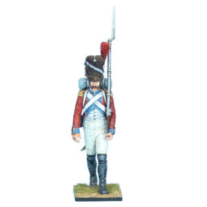 NAP0652 Swiss 4th Line Infantry Grenadier #2