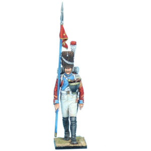 NAP0687 Swiss 4th Line Infantry Senior NCO with Halberd #1