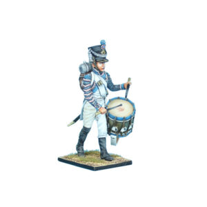 NAP0689 Swiss 4th Line Infantry Drummer