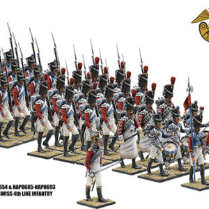 Swiss 4th Line Infantry